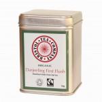 darjeeling first flush tin