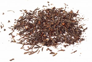 keemun orange pekoe leaves